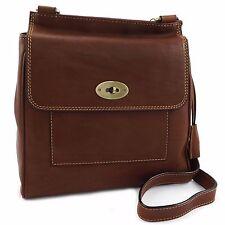 Gianni Conti Italian Leather Across Body / Shoulder Bag - Style: 914064 - BNWT