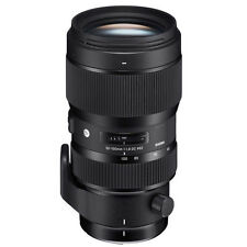 Sigma 50-100mm F1.8 DC HSM Art Lens in Nikon Fit