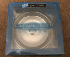 NEW Glade Scented Oil Candle Glass Holders Only   New In Box.