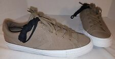 NEW CONVERSE CONS ONE STAR BEIGE SKATEBOARDING SKATE SNEAKERS SIZE US 10