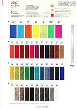 Schoeller&stahl Schoeller Stahl Filzi Uni und Color 10 Naturt
