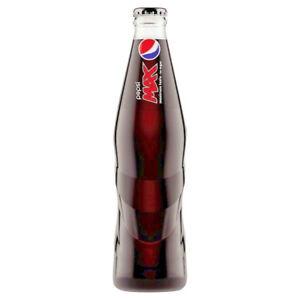 Pepsi Max in 330ml Glass bottles