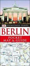 DK Eyewitness Pocket Map and Guide Berlin, DK, New Book