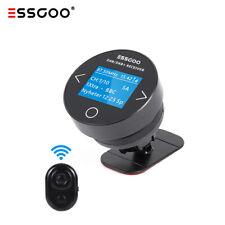 ESSGOO DAB DAB+ Digital Autoradio Adapter FM Transmitter Empfänger Fernbedienung