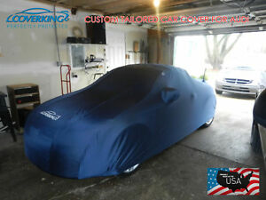 Premium Satin Stretch Indoor Tailored Car Cover for Audi TT from Coverking