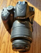 Nikon D3200 24.2 MP Digital SLR Camera w/ 18-55mm, 5553 Shutter Clicks w/ extras