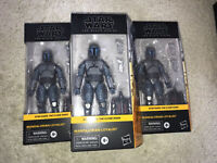 Star Wars Mandalorian Loyalist Black Series Walmart Exclusive New IN HAND