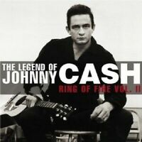 "JOHNNY CASH ""RING OF FIRE-THE LEGEND OF... VOL. II"" CD"