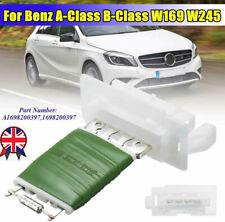 Heater Blower Fan Resistor For Mercedes A Class 2004-2012 B Class 2005-2011 UK