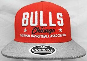 Chicago Bulls NBA Adidas adjustable cap/hat