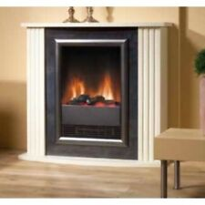 Dimplex MZT20 2000 Watts 2 Heat Settings Mozart Suite Fire in Black