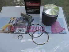Honda Elsinore CR125 CR 125 Wossner Piston Pin Rings Clips Kit 1979 79 NEW!