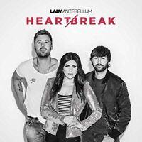 LADY ANTEBELLUM Heart/Break CD BRAND NEW Heartbreak