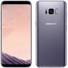 Samsung Galaxy S8 64GB Sim Free Unlocked Android Smartphone - Orchid Grey