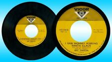 """Philippines ERIC DIMSON """"Christmas Medley No.1"""" OPM 45 rpm Record"""