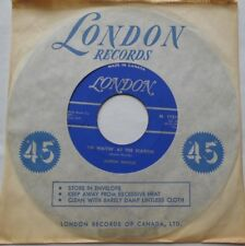 """AARON NEVILLE I'm waiting at the station CANADA ORIG 1961 LONDON SOUL 45 7"""""""