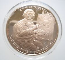Franklin Special Proof Issue Sir Joshua Reynolds 1723 Art 39mm Medal Holder