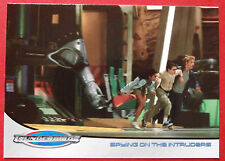 THUNDERBIRDS (The 2004 Movie) - Card#42 - Spying On The Intruders Cards Inc 2004