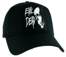 Evil Dead Demon Skull Hat Baseball Cap Horror Clothing Zombie Nation Cult Movie