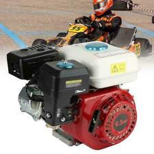Benzinmotor 6,5 PS 4800W Standmotor Kartmotor 163cc 4-Takt OHV Einzylinder DHL