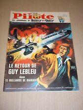 """REVUE """"PILOTE no 352"""" (1966) ASTERIX / PILOTORAMA - LE SUFFREN / GOTLIB"""