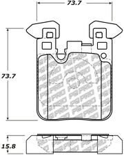 Disc Brake Pad Set fits 2012-2018 BMW M3,M4 335i 328i,328i xDrive  CENTRIC PARTS