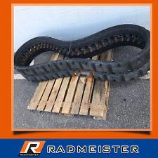 1 Used Rubber track for mini excavators YANMAR, LOEGERING, MUSTANG, VTS