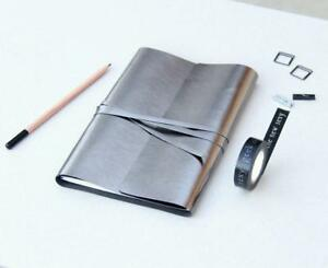 A5 Notebook Cover for A5 Journals and Notebooks. Ideal Notebook For Women, Teens