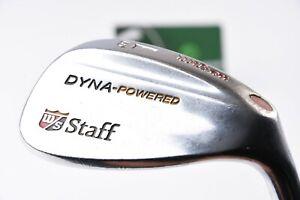 Wilson Staff Dyna-Powered Lob Wedge / 60 degree / Wedge Flex Shaft / WIWDYN006