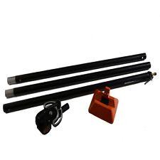 Manfrotto 085BSL Galgen und Gewicht ohne Stativ Light Boom 35 schwarz black
