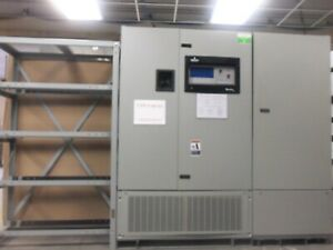 225kva LIEBERT 610 POWER SYSTEM WITH MAINTENANCE BYPASS CABINET UPS BATTERY 480v