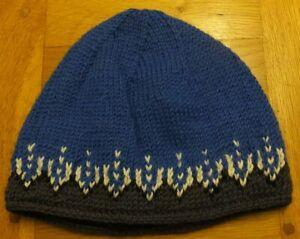 Knitted Beanie Cap