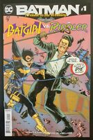BATMAN #1 Prelude to the Wedding: Batgirl vs Riddler (2018 DC Comics) VF/NM