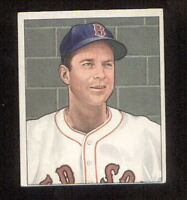 Ellis Kinder of the Boston Red Sox on a 1950 Bowman Baseball card #152 EX/MT