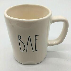 Rae Dunn BAE Coffee Tea Mug Cup - Farmhouse - Large Letter