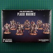 Death Guard Plague MARINES Boîte 43-55 WARHAMMER 40K 10433