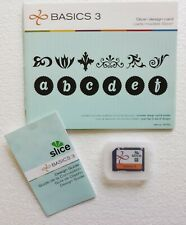 New Making Memories Slice Design Card - Basics 3