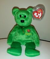 Ty Beanie Baby - I LOVE BOSTON the Bear (8.5 Inch) NEW - MINT with MINT TAGS
