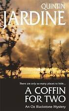 A Coffin for Two by Quintin Jardine (Paperback, 1998) very good book