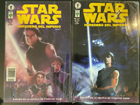 Star Wars HEIR TO THE EMPIRE #1 1st THRAWN Mara Jade Mexican TPB in Spanish