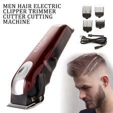 Men Hair Electric Clipper Trimmer Cutter Cutting Machine Beard Barber Razor