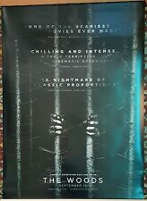 BLAIR WITCH: THE WOODS Original Movie Poster 27 x 40 DS Authentic Teaser Version