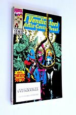 MARVEL EXTRA n. 11 VENDICATORI COSTA OVEST Marvel 1995 I Fantastici Quattro