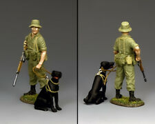 KING AND COUNTRY Vietnam War - One Man & His Dog VN067