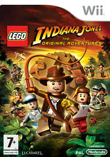 Lego Indiana Jones Wii Nintendo jeu jeux game games lot spelletjes spellen 1582
