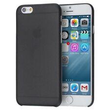Housses et coques anti-chocs noir iPhone 5s en silicone, caoutchouc, gel pour téléphone mobile et assistant personnel (PDA)