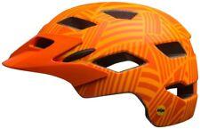 Bell Sidetrack MIPS Youth Cycling Helmet (Matte Tang/Orange Seeker / One Size)