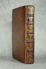 SULLY HENRY. RÈGLE ARTIFICIELLE DU TEMPS. HORLOGES. MONTRES. 1737.