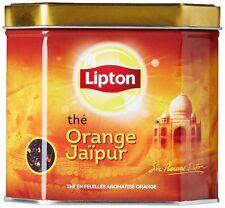 Lipton Orange Jaipur Loser Tee 1 Dose mit Echt Tee Blätter 200 g