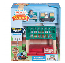 New Thomas and Friends Wood Knapford Train Station Thomas the Tank Engine WR '18